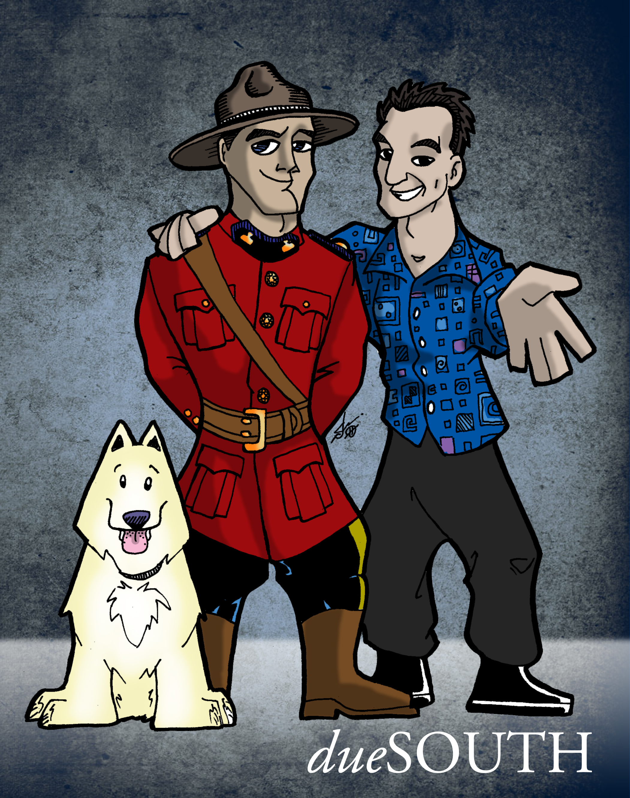 dueSouth_toons_by_scruffy_zero