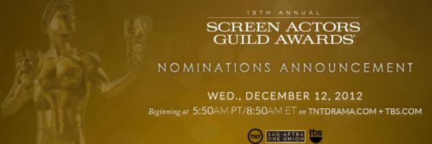 Homeland Update: SAG Awards Nomination